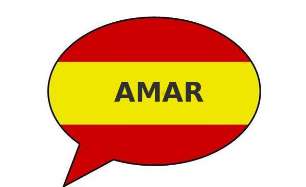 Coniugazione verbo AMAR