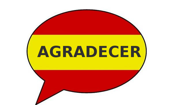 Coniugazione verbo AGRADECER