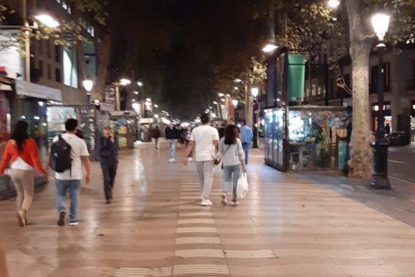 Barcellona puzza di piscia (e di fogna)