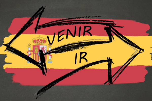 Differenza tra IR e VENIR in spagnolo