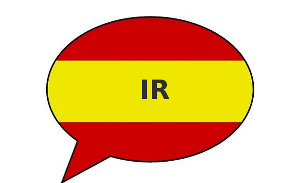 Coniugazione verbo IR in spagnolo