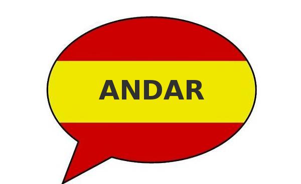 Coniugazione verbo ANDAR in spagnolo