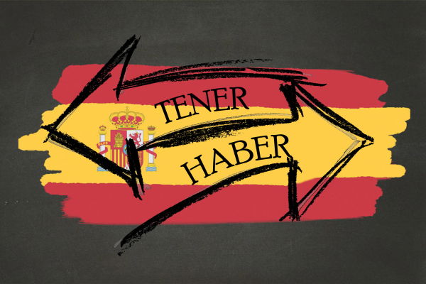 Quando usare TENER e HABER?