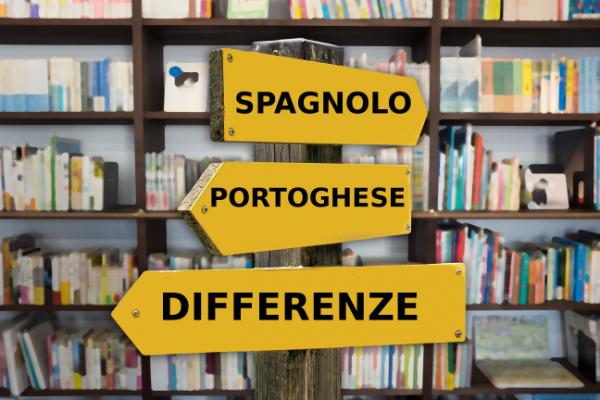 Differenze tra spagnolo e portoghese