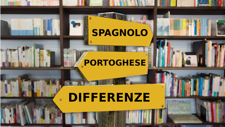 spagnolo portoghese differenze