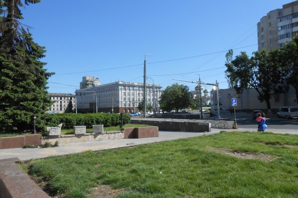 Diario Chisinau 2 – Un taxista scontroso e lo sconforto