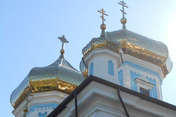 Diario Chisinau 4 – Monastero Ciuflea