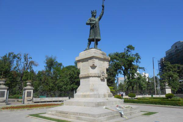 Diario Chisinau 6 – Parco Ştefan cel Mare e La Taifas