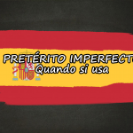 preterito imperfecto quando si usa
